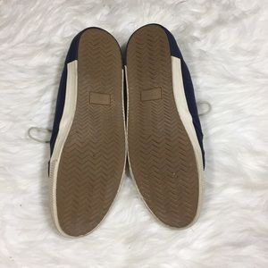 ff36e8dfaa8 Toms Shoes - Toms Oceana Heritage Canvas Carlo Sneakers